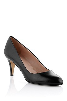 Calfskin leather pump 'Dayla'