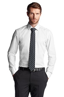 Slim-Fit Business-Hemd ´Jacques`