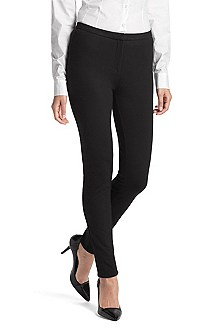 Viscose blend trousers 'Halika-1'