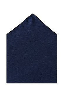 Silk pocket handkerchief 'Pocket square 33 x 33'