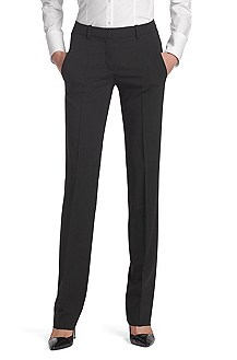 New wool business trousers 'Hinass-5'