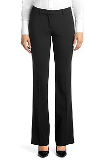 Blended new wool trousers 'Hemi-5'