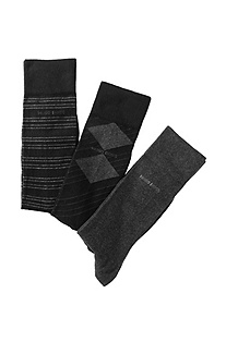 Three pairs of socks in a gift set 'S 3P Design