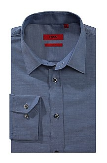 Business shirt with Kent collar ´Elisha`