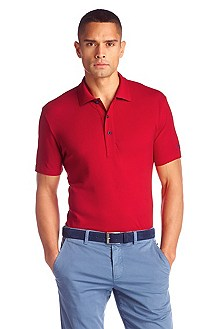 Regular-Fit Piqué-Poloshirt ´Patrick US`