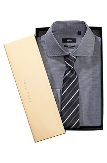 Shirt and tie set s'Jaron_GB'