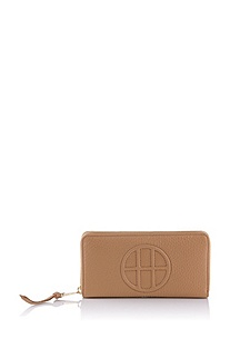 Calf leather wallet 'Glia'