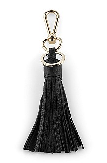 Fob keyring made of calf leather 'Gaela'