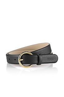 Leather belt 'Kinsey'