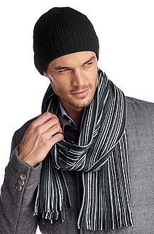 Cadeauset 'Fadi Set Gift Box Scarf and Hat'