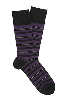 Striped socks 'RS Design'