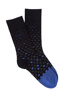 Blended cotton-synthetic fibre socks 'RS Design'