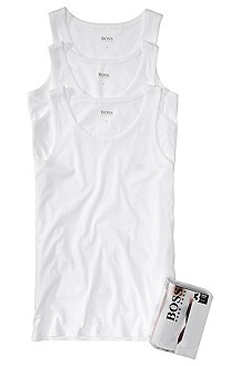 Tank tops in a triple pack 'Tank Top 3P BM'