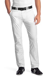 Pantalon détente uni Regular Fit, Delon-W