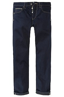 Unwashed blue denim jeans 'Denox 3'