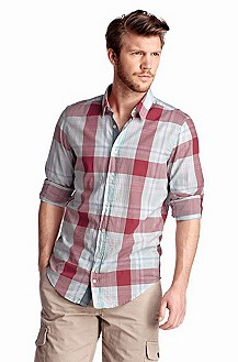 Casual shirt with a Kent collar 'CliffE'