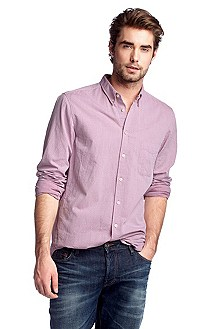 Casual shirt with a button-down collar 'Equator'