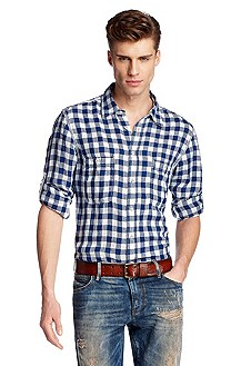 Casual shirt with a Kent collar 'CalifoE'