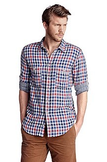 Casual shirt with a Kent collar 'Califo'