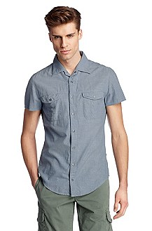 Casual shirt with a Kent collar 'CasoE'