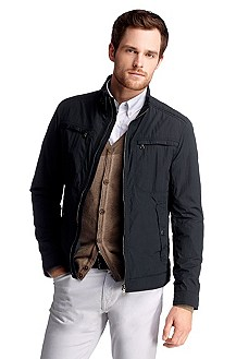 Outdoor jacket with stand-up collar 'Capontz-W'