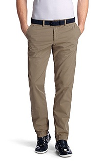 Regular fit chinos 'Crigan1-11-D'