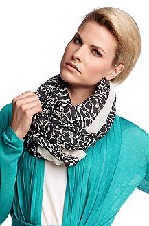 Pure cotton scarf  'SC494'