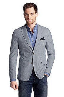 Tailored jacket with notch lapel 'Micah1-W'