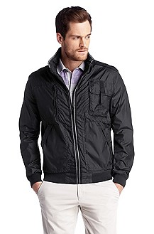 Outdoor jacket with band collar 'Colva-W'
