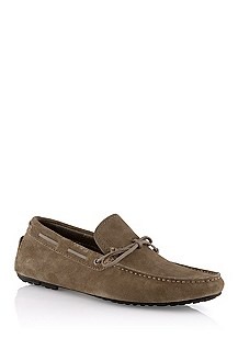 Moccasin made of calfskin leather 'Reallio'