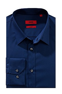Business shirt with a Kent collar 'Elisha'