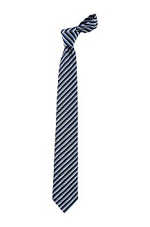 Pure silk tie 'Tie 7.5 cm traveller'