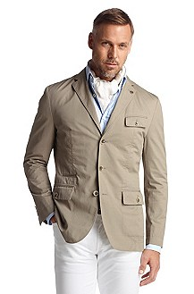 Unlined casual jacket 'Lynard-W'