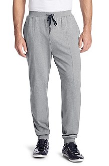 Cotton tracksuit bottoms 'Long Pant Cuffs BM'