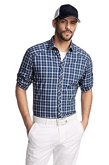 Casual shirt with a Kent collar 'Bobias'