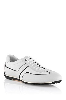 Fine leather sneaker 'Promio'