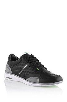 Calfskin leather sneaker 'Magnum I'