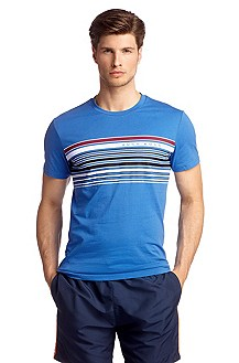 T-shirt à encolure ronde, Shirt SS RN BM