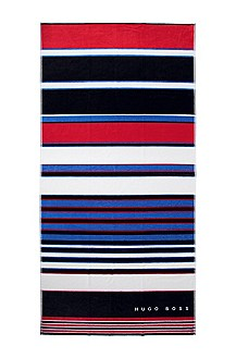 Beach towel 'Beach Towel large BM'