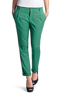Cotton chinos 'Sonoko4-W'