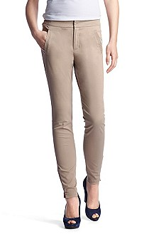 Chino Leggings-Fit en coton, Sonela W