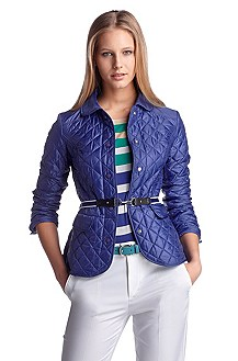 Jacket with diamond pattern 'Josebella'