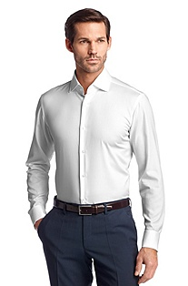 Business shirt with turn-back cuffs 'Gale'
