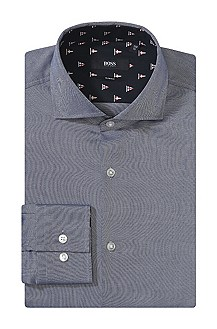 Business shirt with shark collar 'Jonas'