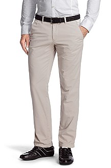 Pantalon détente à zip, Crigan2-7-W