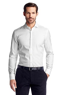 Chemise business de coupe Slim Fit, Jason