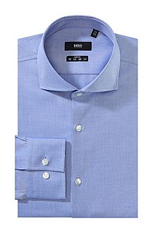 Travel Line slim fit business shirt 'Jason'