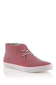 Tennis en cuir velours, Sannor