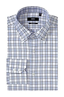 Business shirt with button-down collar ´Edmund`