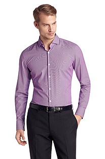 Chemise business Slim Fit en coton, Jason
